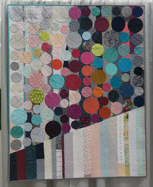 Quiltcon 2020 - More is more by Laura Loewen