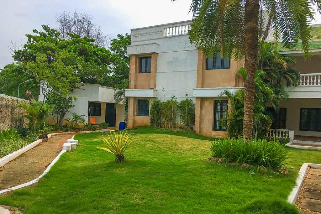 beach house in mahabalipuram for rent