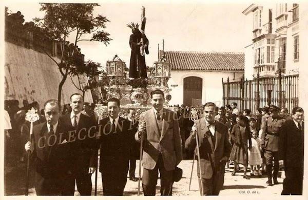 Historia de las Cinco Llagas de Jerez en una fotografía