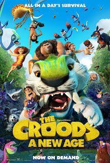 The Croods: A New Age [2021] [DVDR] [NTSC] [Latino]
