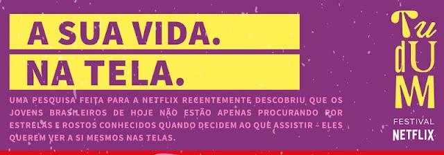 Pesquisa da Netflix conclui que 8 em cada 10 (79%) jovens disseram que agora eles se veem mais na tela do que antes.