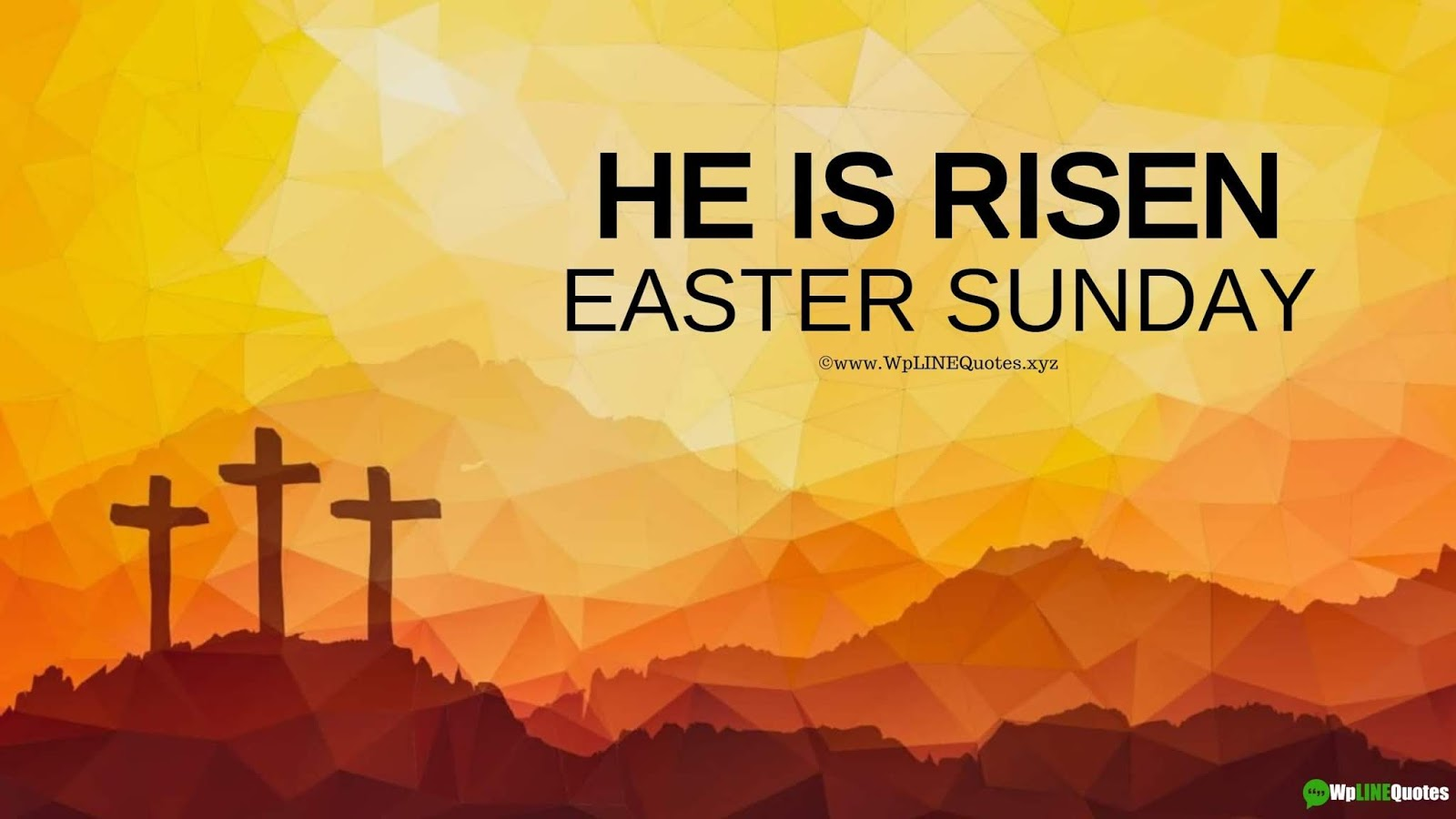 Happy Easter Wishes, Greetings & Messages For Whatsapp, Facebook & Instagram Captions
