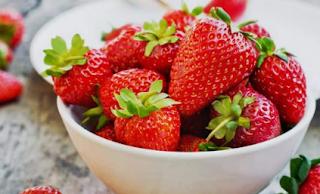 Kebaikan dan Manfaat Buah Strawberry untuk Kesehatan Tubuh