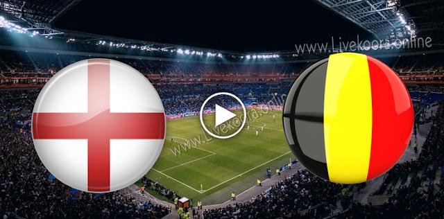 موعدمباراة إنجلترا وبلجيكا بث مباشر بتاريخ 11-10-2020 دوري الأمم الأوروبية