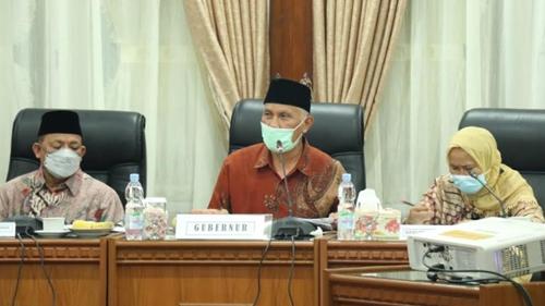 Gubernur Mahyeldi Instruksikan Percepatan Pembangunan TPA Regional Payakumbuh