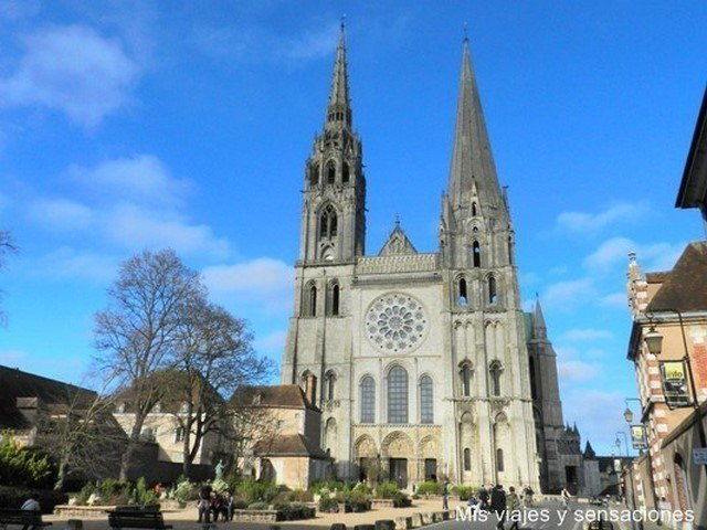 La catedral de Chartres y sus secretos
