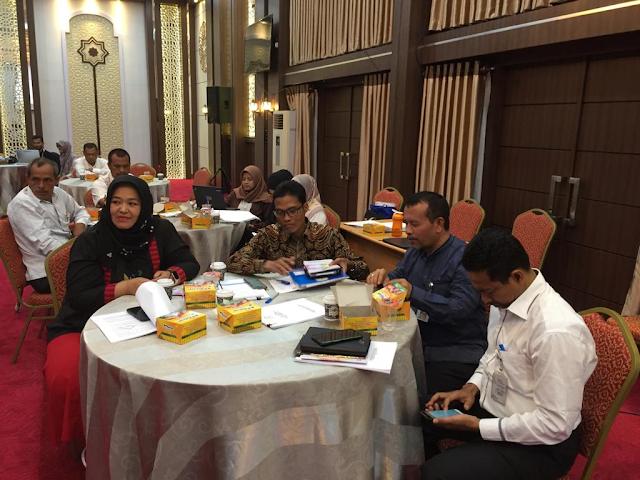 Disdik Aceh Gelar Lokakarya Perencanaan Kebutuhan Tenaga Kependidikan