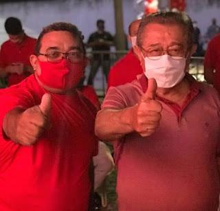 Em Guarabira vereador Nal Fernandes MDB lamenta morte do senador Maranhão