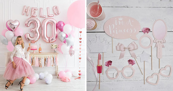 Celebra tu 30 Cumpleaños como una Princesa