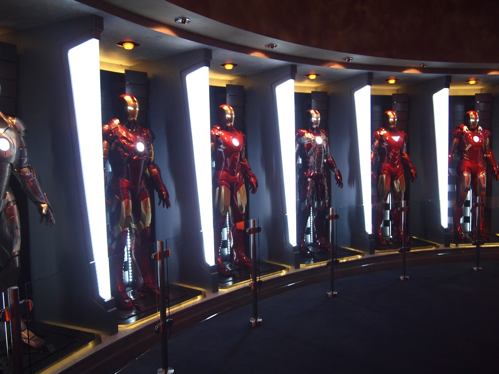 Sasaki Time Review Iron Man Tech Exhibit At Innoventions