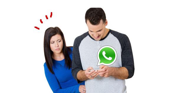 si dia stalk whatsapp orang