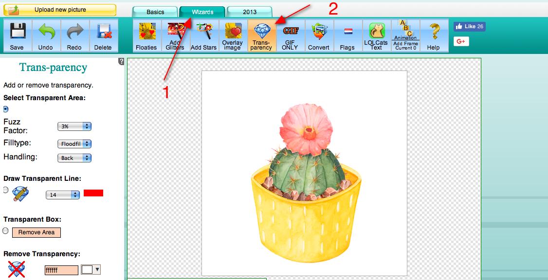 Cómo poner el fondo transparente a una imagen en 3 pasos. www.ohmissmishu.blogspot.com