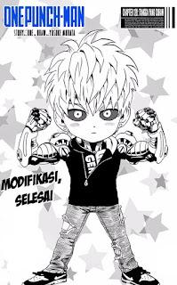 Update! Baca Manga One Punch Man Chapter 128 Full Sub Indo