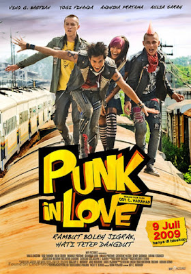 Punk In Love Poster