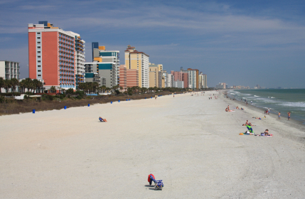 Now Is The Time To Plan Your Labor Day Weekend Vacation Myrtle Beach South Carolina With Over 60 Miles Of Pristine Beaches Numerous