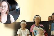 Xét xử vụ đầu độc chị vì yêu anh rể ở Thái Bình: Nữ bị cáo cúi gằm mặt, người thân nạn nhân ôm di ảnh khóc tại toà