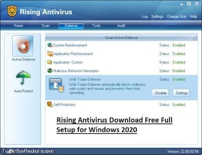 Rising Antivirus Download Free Full Setup for Windows 2019