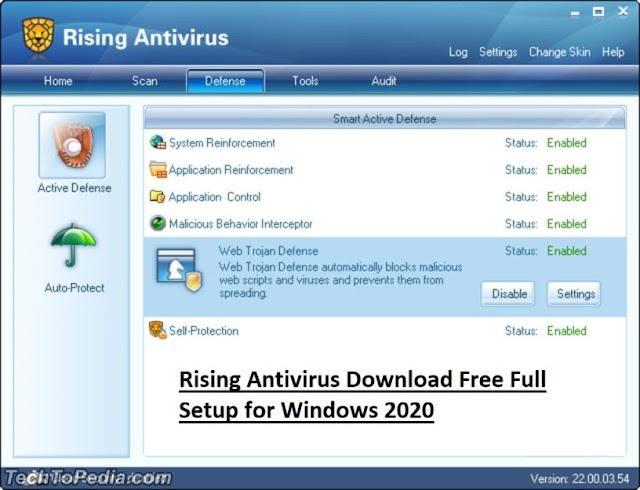 Rising Antivirus Download Free Full Setup for Windows 2019