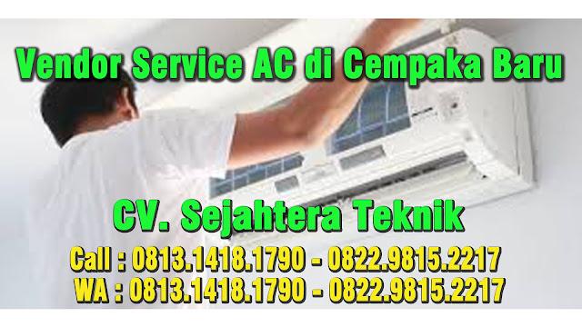Vendor Service AC di Cempaka Baru - Gunung Sahari Selatan - Jakarta Pusat