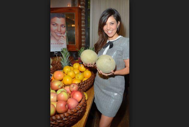 Dieta Organica de Kourtney Kardashian