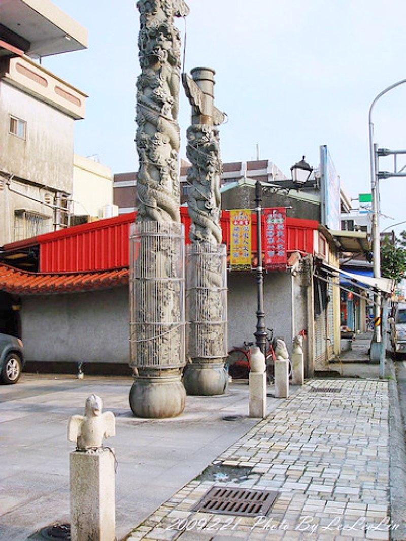 宜蘭五結利澤簡|利澤老街|永安宮