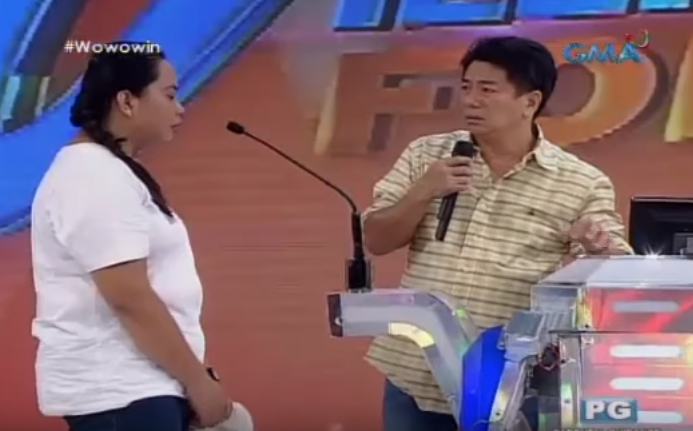 "A mother and son message on a normally entertaining and funny TV show has everyone left in tears. In the video clip, a ten year old boy named Jaycee is seen with a sad face as the show's host, Willi Revillame interviews him. Knowing well that the boy's mom named Cel is leaving, Willie asks Jaycee ""What would you like to say to your mom?""  Jaycee begins with ""Mom, wherever you will go, always take care, and do not forget about us. I love you so much.""  Mommy Cel tries hard to hold back tears even as audience members start to cry too.  As sad silence descends on everyone, Willie follows up with the question ""Is it OK for you that your mom is leaving?""  Jaycee answers ""Opo"" (yes).  Willie then asks, ""Why did you allow your mom to go, even if it saddens you so much?""  Jaycee answers ""It's because of the hardships in life."" Jaycee reveals that in the beginning, he didn't agree to his mom working abroad.  He added, ""Mom, always pray, and always take care there, for us""  Speaking to the camera, Jaycee speaks to his older sister at home, whom Willie reveals as with illness. ""Even if your are sick, always remember mom"" Jaycee said.  In her turn to speak, Cel says ""My children, I love you so much. I maybe far but always remember that you're always here in my heart.""  Everyone is left in tears as mother and son hug onstage.  Cel, speaking to her daughter via the camera, reveals that the real purpose of her going abroad is to earn enough money for her daughters treatment. She said that at the moment, all she wants is for her daughter to walk. Thus the need for the sad separation."