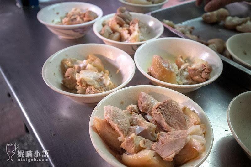 【大稻埕美食】許仔豬腳麵線。韓國熱餿第一名食家齊推薦