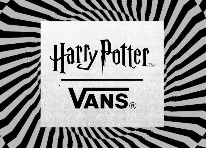 Vans lançará uma linha oficial de roupas e sapatos de Harry Potter