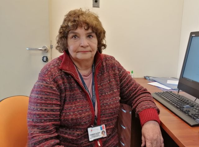 Dra. Carmen Gloria Zamorano Vásquez
