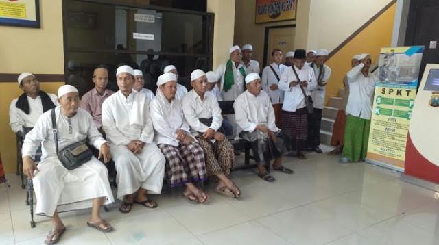 Puluhan Habaib, Kiai & Tokoh Madura Laporkan MEGAWATI KE POLISI PASAL 156 KUHP TERKAIT UJARAN KEBENCIAN'