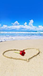Download Wallpaper Pemandangan Pantai