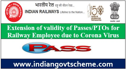 Extension of validity of Passes