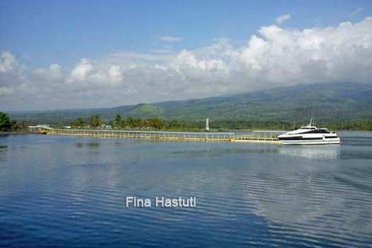 pelabuhan kayangan lombok timur