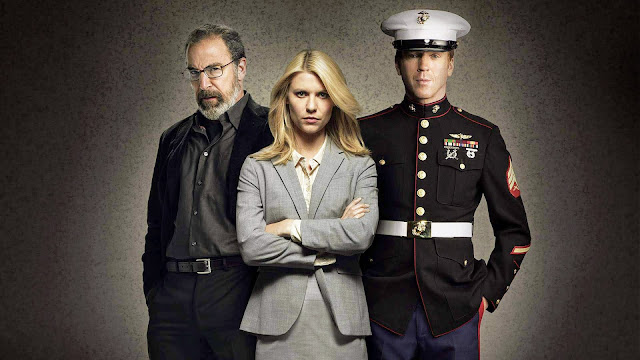 Wallpaper homeland, nicholas brody, carrie mathison, claire danes, damian lewis