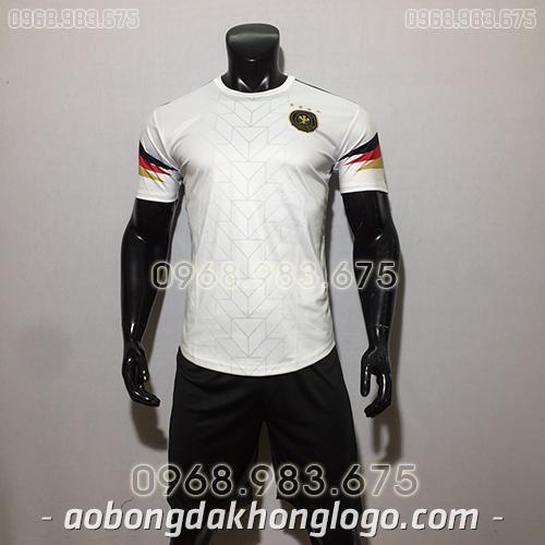 Áo đội tuyển Đức training màu trắng 2020