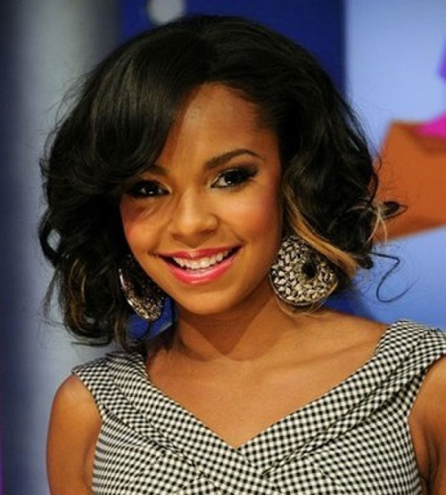 Medium Length Hairstyles for Black Women with Hair