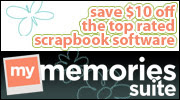 My Memories Digital Scrapbooking software