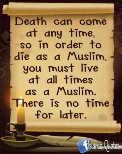 death quotes tumblr islam - photo #31