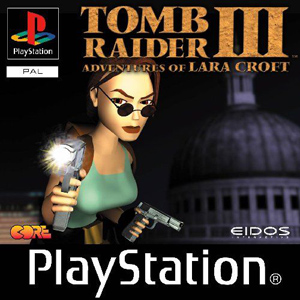 Tomb Raider 3 Cover