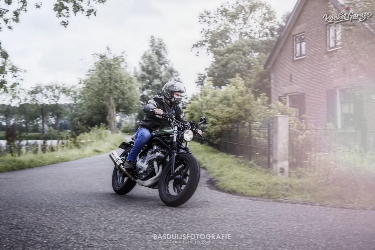 Honda Garage Utrecht : Wrench kings xj diversion rocketgarage cafe racer magazine