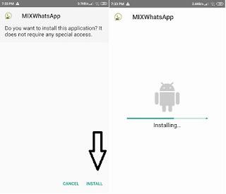 download whatsapp mix