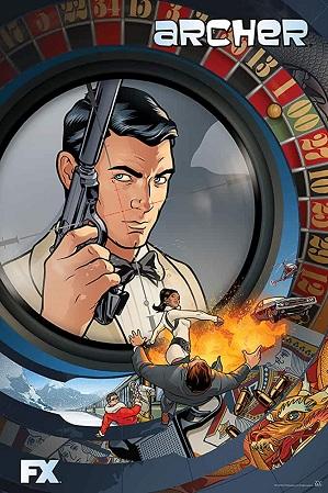 Archer Season 11 English Download 480p All Episodes