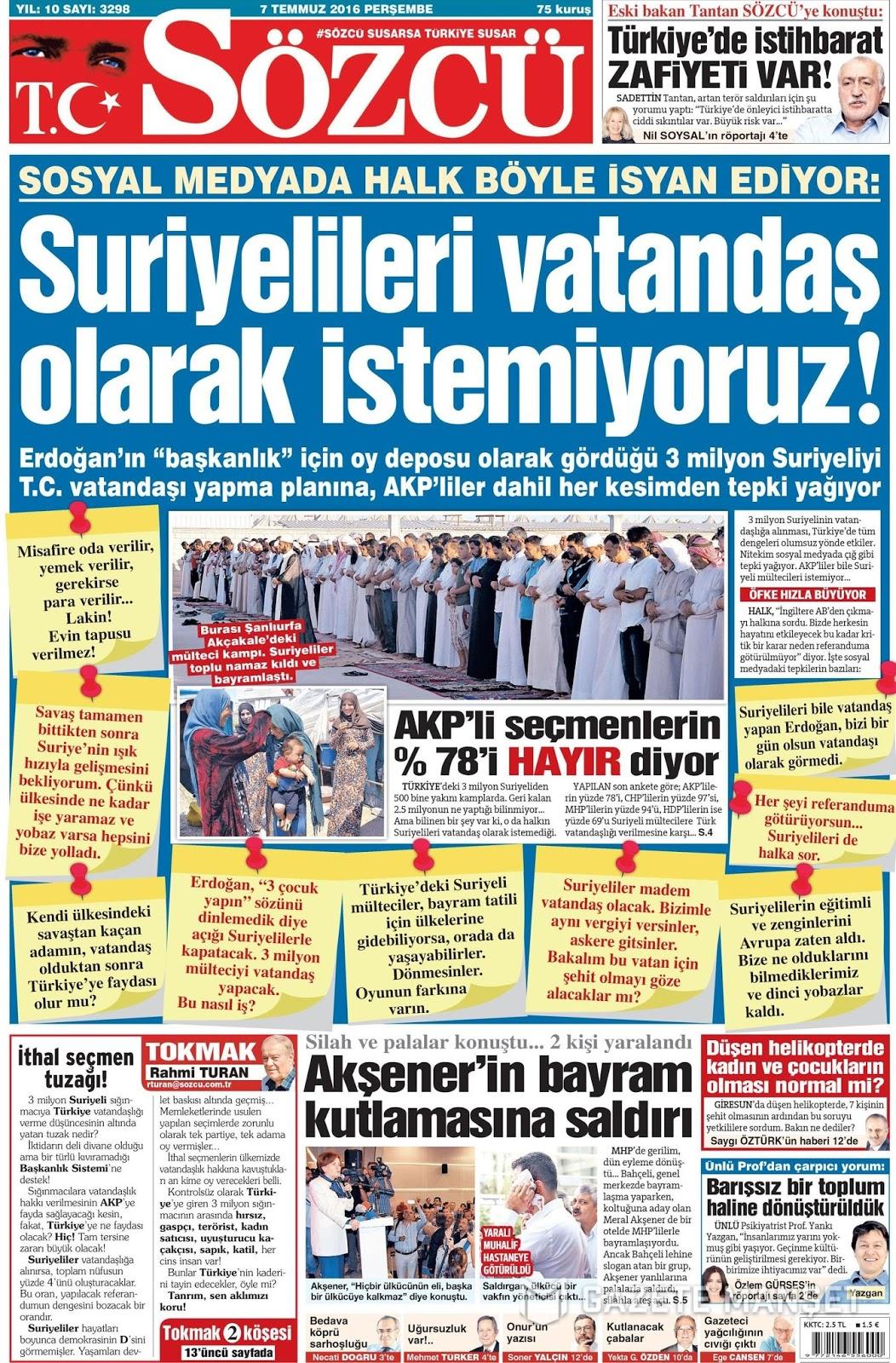 AKPli Şahin: Gün Gelecek AB Bize Muhtaç Olacak 9