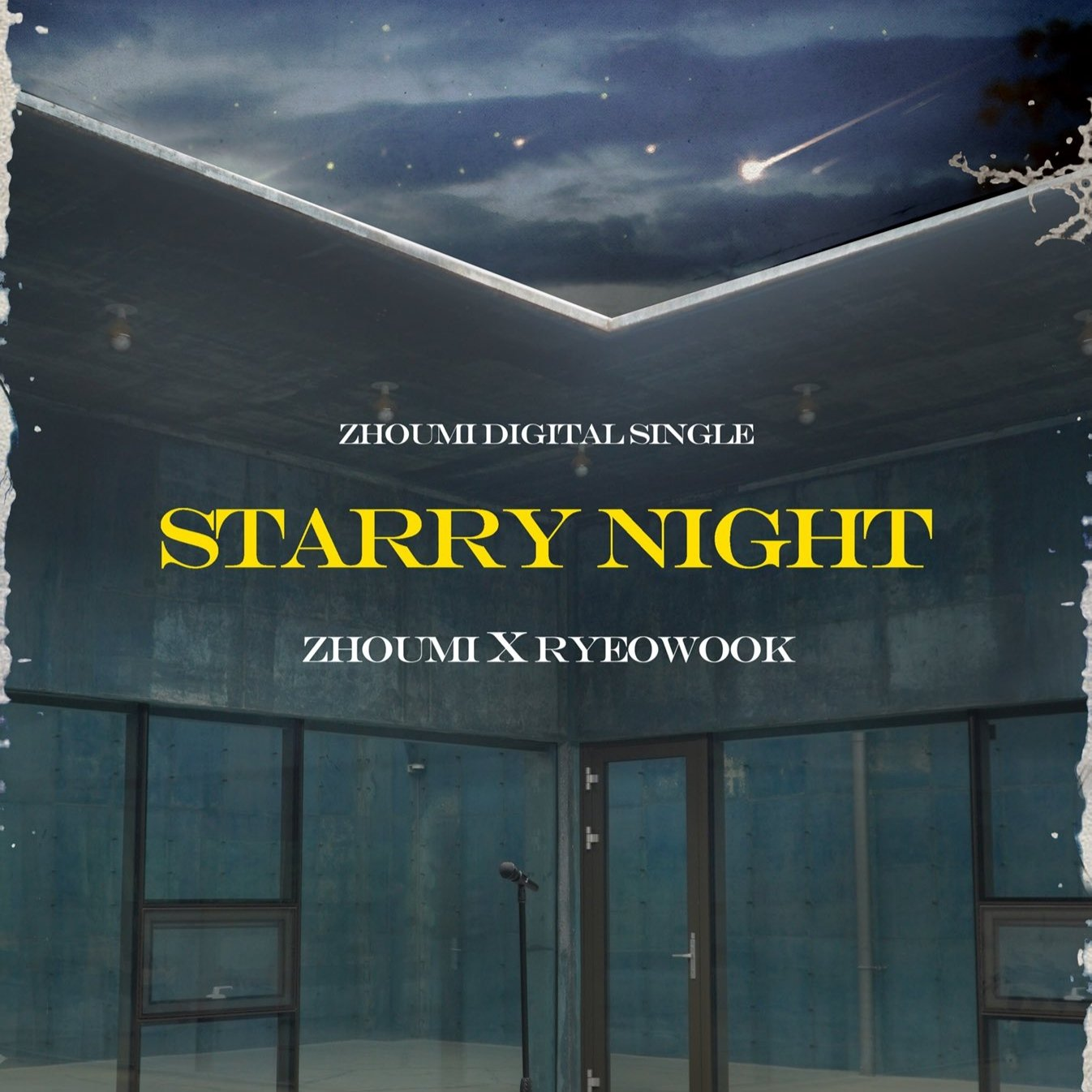 Zhoumi & Ryeowook Starry Night Lyrics