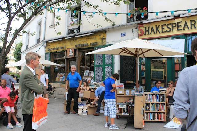 巴黎私房景點 莎士比亞書店