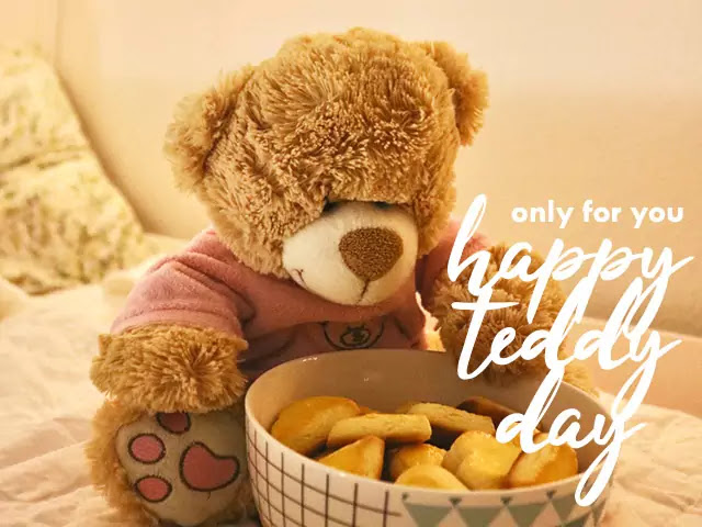 Happy Teddy Day 2020 Quotes and Images also include happy tedy day wallpapers, pictures, SMS, messages, photo, pic, and wishes.