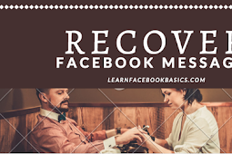How do I Recover deleted Facebook Messages | How to retrieve deleted text messages - Facebook recovery