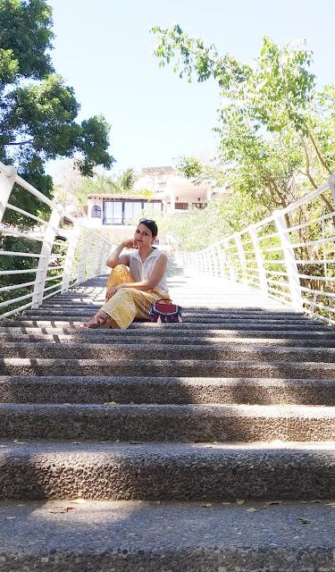 blogger ootd en Puerto Vallarta