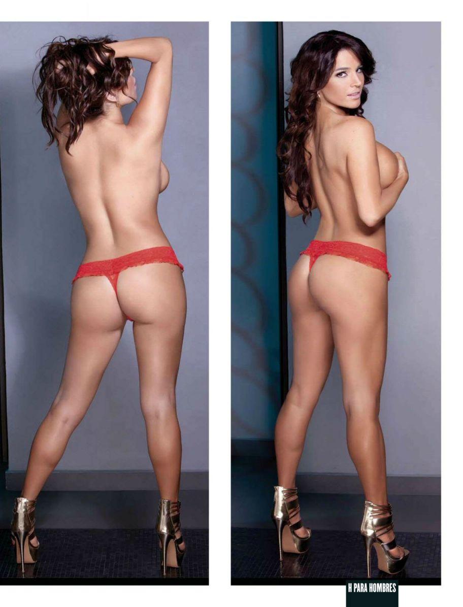 Big butt in bikini at indy 500 9