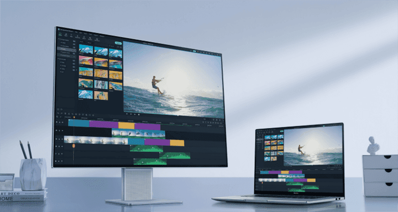 Huawei MateView boasts compatibility with Apple Mac devices from 2018 and newer